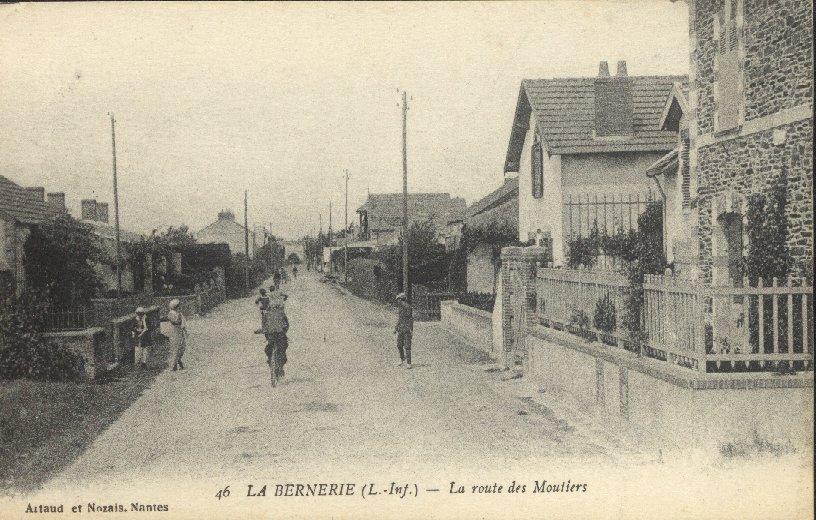 La rue des moutiers