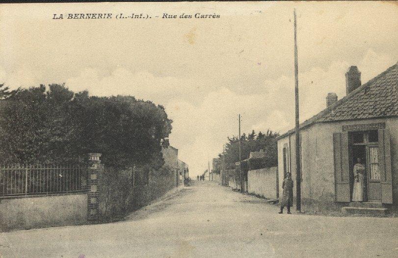 La rue des carrés