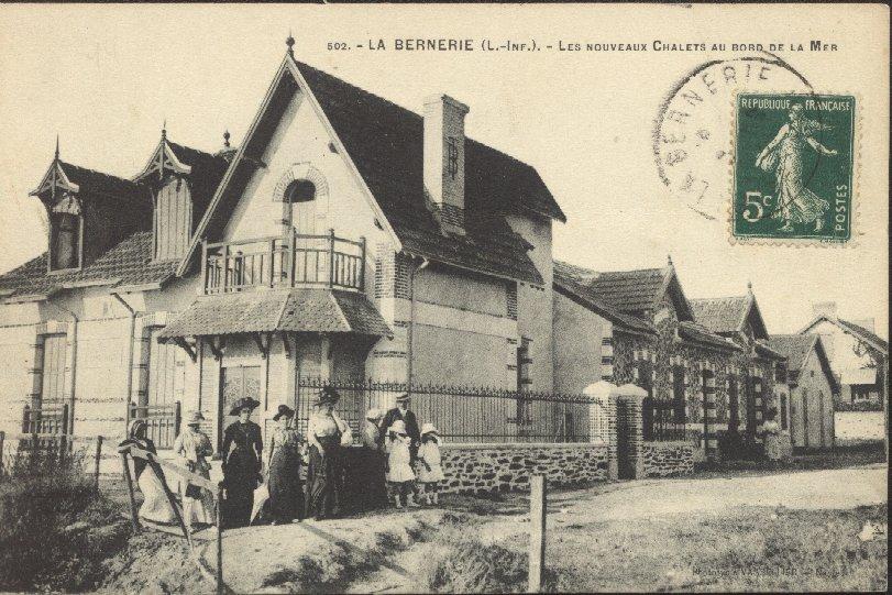 Rue de l'Amiral Gervais