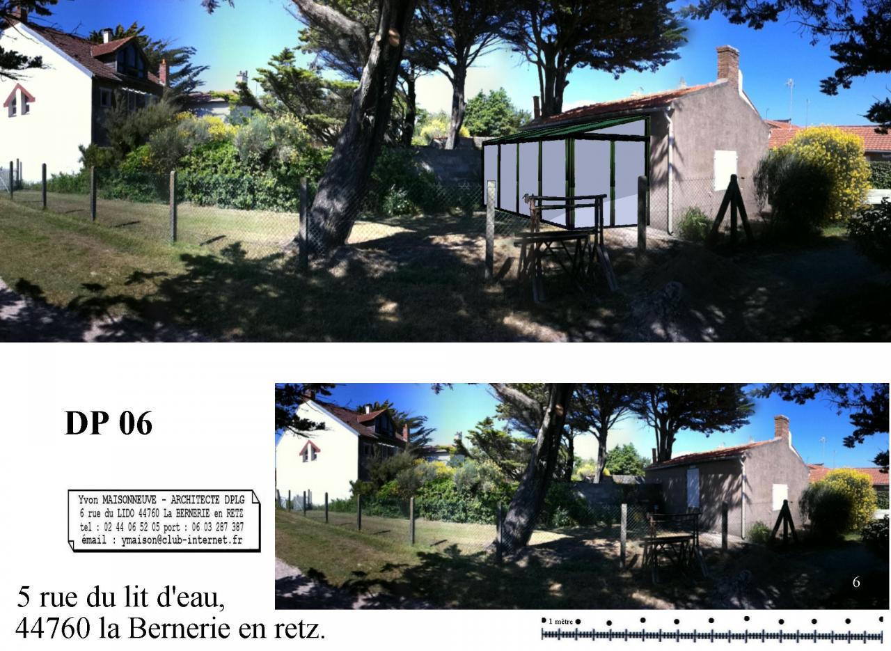 Yvon MAISONNEUVE Architecte D.P.L.G. 44760, 44210