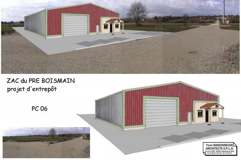 MAISONNEUVE Architecte D.P.L.G. 44760 La Bernerie