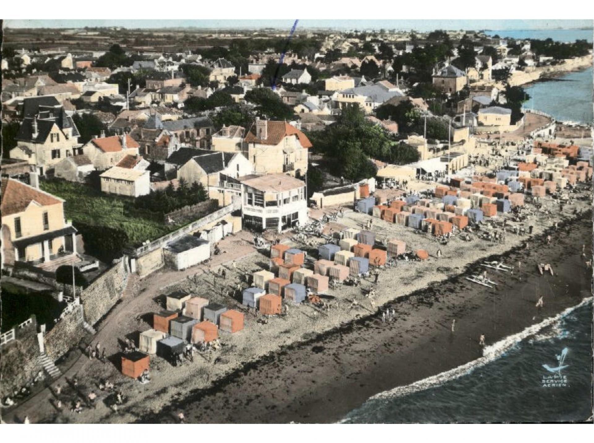La grande plage 1965